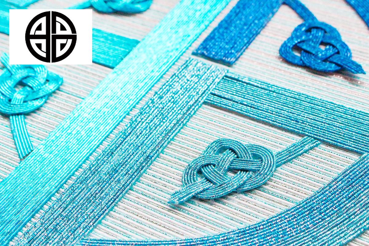 多摩結び#4 和と団結を象徴する「昭島市章」