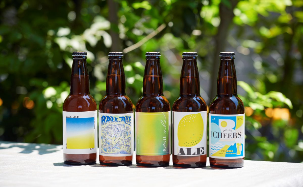 【受付終了】抽選でビールが当たる!BALL. ALEラベルデザイン投票